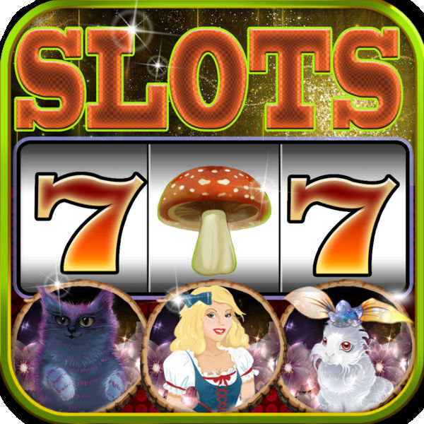 Alice In Wonderland Slots
