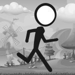 Running in the Darkness 1.0 IOS