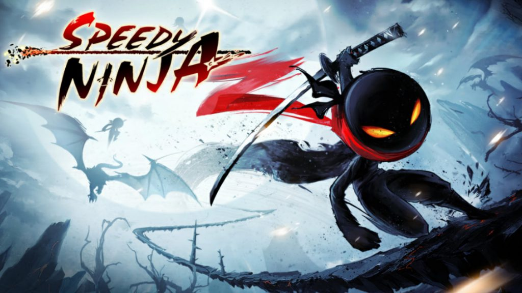 Game mobile IOS Speedy Ninja