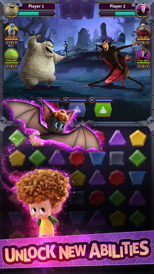 game mobile Hotel Transylvania: Monsters