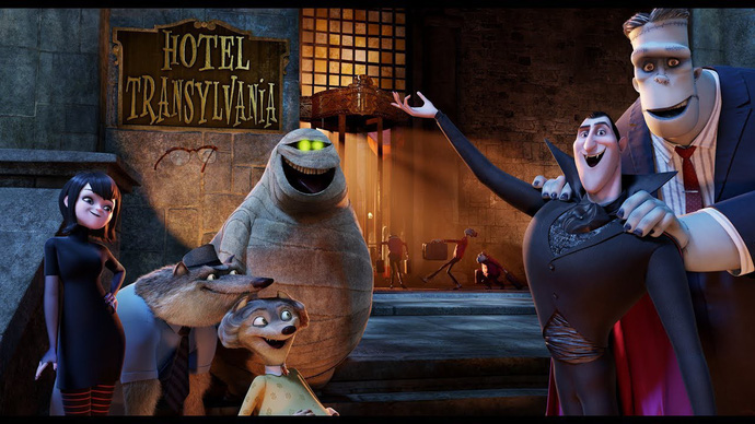 game Hotel Transylvania: Monsters