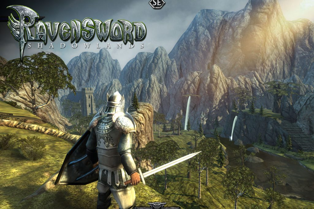 Game mobile IOS Ravensword: Shadowlands