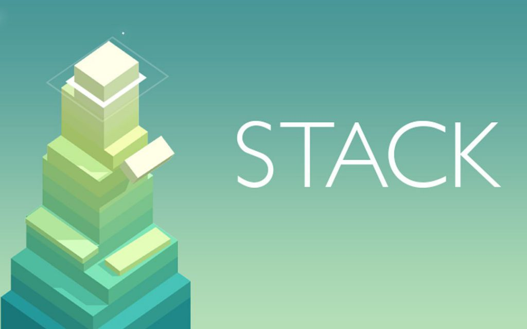 Game mobile nhẹ nhàng Stack