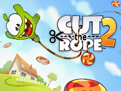 game mobile Cut The Rope 2