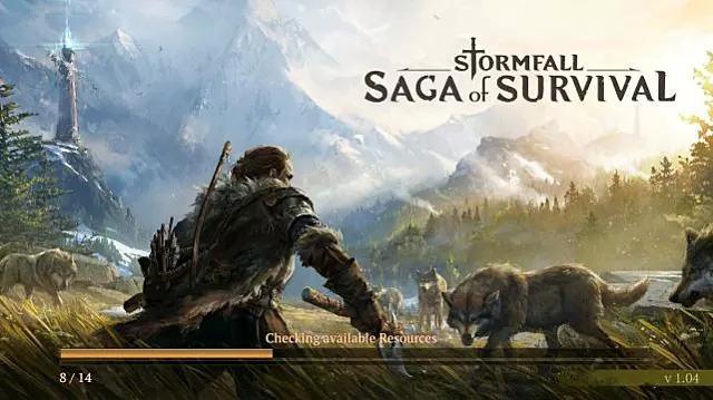 Game mobile Stormfall: Saga of Survival