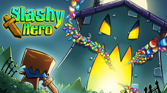 game mobile miễn phí Slashy Hero