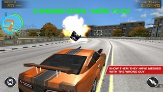 Game đua xe 1. Death Drive: Racing Thrill 8.1.2 IOS
