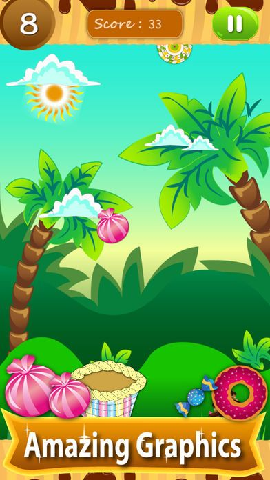 Candy Catcher Game 1.0 IOS