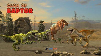 Clan Of Raptor 1.0 IOS