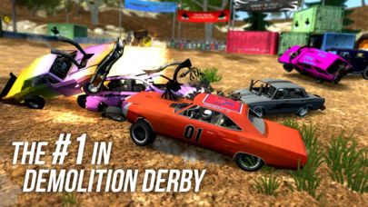 Demolition Derby Multiplayer 1.1.0 IOS