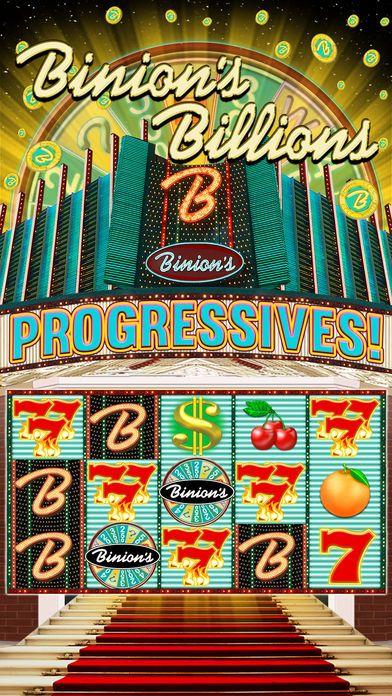 Binion's Casino 1.1.3 IOS