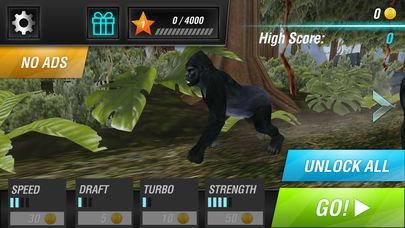 Monkey Kong: The King of the Jungle 1.6.0 IOS