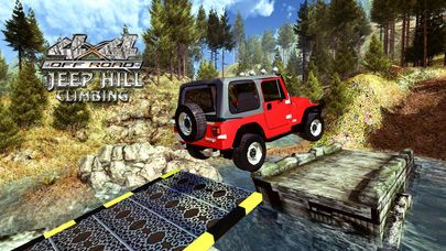 Offroad Jeep Hill Climbing 4×4 1.0 IOS