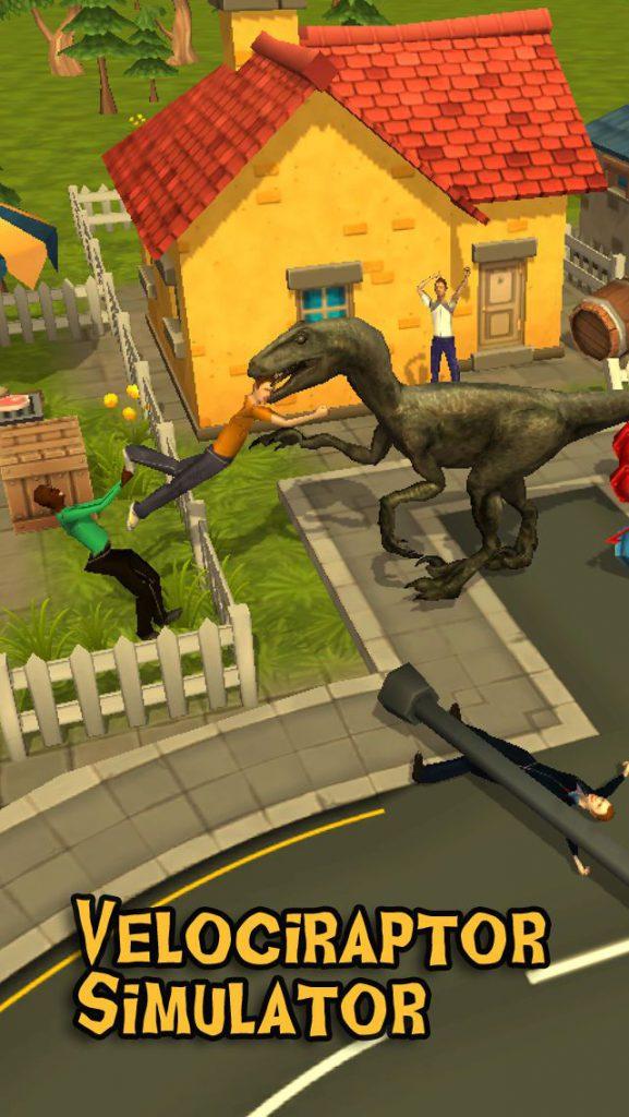 Raptor Simulator : Dinosaur Extreme 1.0 IOS