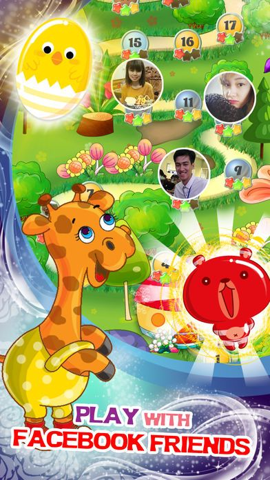 Candy Royal Blast – Best Free Crush Game 2.0 IOS