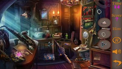 Hidden Objects Of A Unknown Identity 1.0 IOS