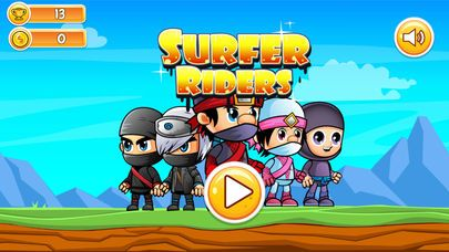 Surfer Riders 1.0 IOS