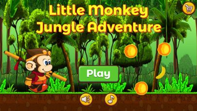 Little Monkey Jungle Adventure 1.0 IOS