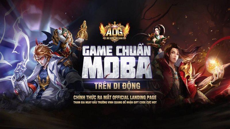 AOG Đấu Trường Vinh Quang – ioshay